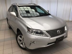 2014 Lexus RX 350 Premium Package: 1 Owner, Fully Serviced.
