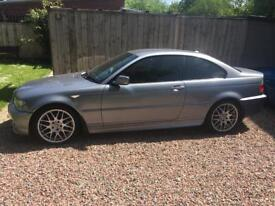 2003 BMW 320cd coupe #MAY PX No Over priced scrap # PRICE DROP £1300 CAR MUST GO