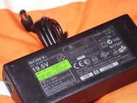 GENUINE LAPTOP CHARGERS ** SONY DELL HP LENOVO and more **CHECK OUT OUR OTHER ADS**