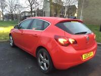 Vauxhall Astra Sri AUTO 38k mileage unrecorded damage