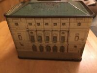 Queen's Dolls House tin money box