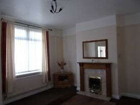 Bright Spacious 2 Bedroom mid-terrace house in Willington Co Durham with £100 discount
