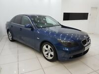 BMW 5 SERIES 2.5 525d SE 4 DOOR - 12 MONTH MOT - 12 MONTH WARRANTY - £0 DEPOSIT FINANCE
