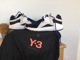 Adidas Y3 flyknit boost size 8