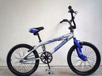 """(2044) 20"""" 10"""" Frame APOLLO MX20.2 BMX BIKE BICYCLE; 360 GYRO; Age: 8-13; Height: 130-160 cm"""