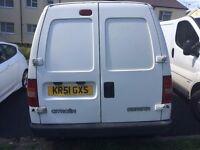 Citroen Dispatch Van 2001 1.9 Diesel Twin Side Loading Doors 99,000 Miles not Peugeot Expert