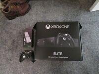 X Box One 1Tb Elite Console +Kinect