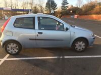 BARGAIN - Fiat Punto 1.2, 52 plate, 52,000 miles. 2 months MOT.