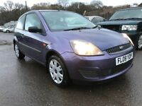 2008 08 REG 1.25 FORD FIESTA STYLE,6 MONTHS MOT,JUST SERVICED,HPI CLEAR