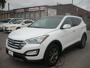 2013 Hyundai Santa Fe PreM,PANO,LEATHER