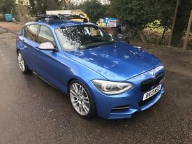 2013 BMW M135i + Lots of Extras + BMW Performance Parts