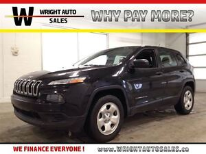 2014 Jeep Cherokee SPORT| 4WD| BLUETOOTH| CRUISE CONTROL| 79,477