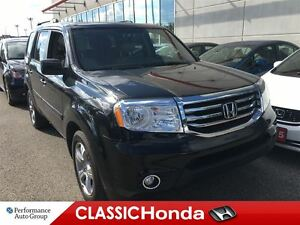 2014 Honda Pilot EX-L ONE OWNER BACKUP CAMERA LEATHER ALLOYS