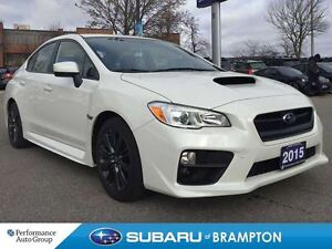 2015 Subaru WRX Base |AUTO| |RARE|REAR CAMERA|HEATED SEATS