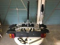 Thule Tow Bar mounted 2 Bike rack