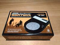 Stylophone Beatbox Electronic Beats Machine, Boxed as new with user manual and batteries