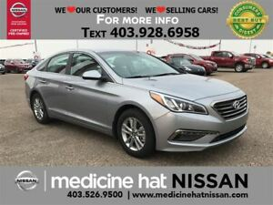 2015 Hyundai Sonata GL, Heated Seats, Bluetooth