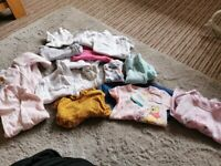 Baby girl newborn clothes