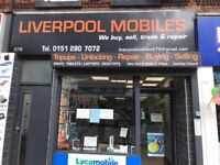 Mobile Phone Shop For Sale