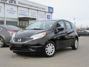 2015 Nissan Versa Note SV| Rearview Cam: Bluetooth| Keyless entr