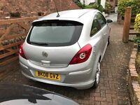 Selling my Vauxhall corsa 1.3 sxi cdti