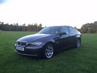 BMW 325, stunning condition, top of the range, best colour combo