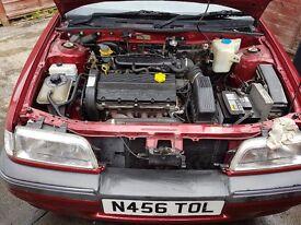 Rover 214 sei 16V