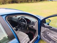 Volkswagen Golf 1.6 FSI, Years Mot, No Faults, Offers, Swaps Or Part Ex