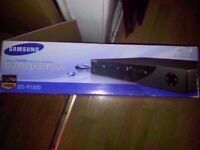 Samsung blu-ray player with remote