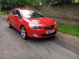 Vauxhall Astra - New Shape - 1.6i VVT 16v SRi 2012 - v.low mileage **Quick Sale**