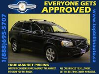 2011 Volvo XC90 *7Pass*DVD*Leather*Sunroof*Blind-SpoT*