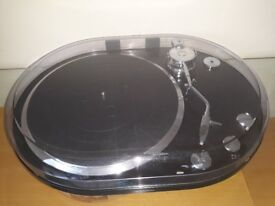 FERGUSON USB TURNTABLE WITH INSTRUCTION MANUAL AND SOFTWARE DISC