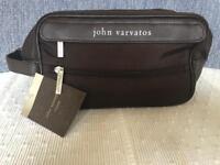 John Varvatos Toilet Bag