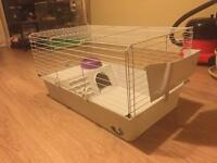 Rabbit/Guinea Pig Cage nearly new £18