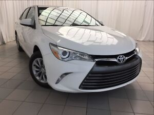 2016 Toyota Camry LE: Accident Free, Fresh Alignment.