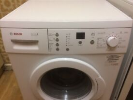 bosch Serie 4 Automatic washing machine 7kg Vario Perfect 1 year old