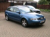 2002 audi a4 tdi, cheap reliable car
