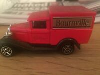 A red and black Cadbury's Bournville truck for sale!!
