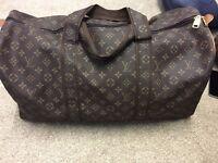 * Louis Vuitton Large Holdall Bag * - Unisex