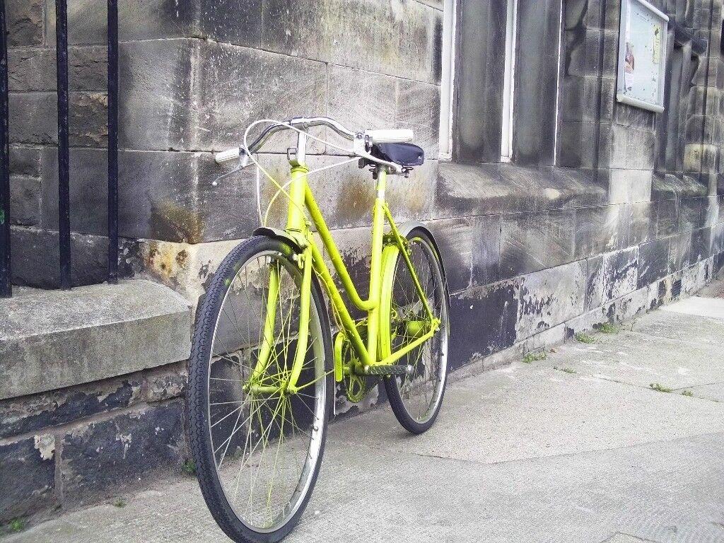 Puch 70's retro city bike