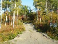NEW PRICE! ~ 3 X  5 ACRES LOT FOR SALE SANDY BEACH RD!
