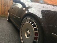 """Ronal R50 5x100 18"""""""" 7.5 Wide. Alloys. New tyres. Brand new."""