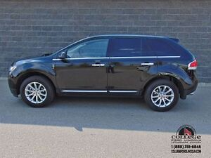 2013 Lincoln MKX 3.7L V6 AWD - MyLincoln Touch, Voice Nav & Sync