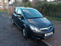 2013 Vauxhall Zafira 1.7 CDTi ecoFLEX 16v Exclusiv 5dr (nav) Manual @07445775115