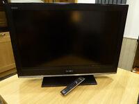 Sony Bravia 32inch flat screen digital tv