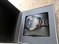 Superb Genuine Men's Hugo Boss Ambassador Ceramic Watch HB1513223