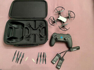 Ryze Tello Drone with Controller, Case And Extras!