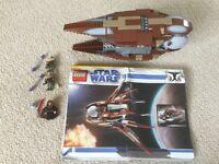 Lego Star Wars set 7752 £28 ono