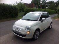 2015 FIAT 500 WHITE 1.2 PETROL HATCHBACK CAT C MINOR DAMAGE NOW REPAIRED 2,000 MILES ONLY