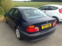 Bmw 3 series mot failure